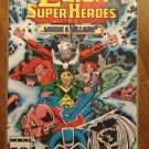 Legion of Super-Heroes #327 comic book - DC Comics, LSH, (Formally Superboy & the...)