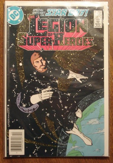 Legion of Super-Heroes #306 comic book - DC Comics, LSH, (Formally Superboy & the...)