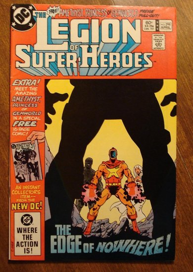 Legion of Super-Heroes #298 comic book - DC Comics, LSH, (Formally Superboy & the...)
