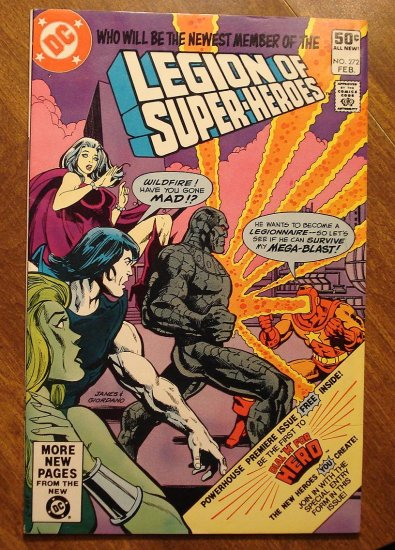 Legion of Super-Heroes #272 comic book - DC Comics, LSH, (Formally Superboy & the...)