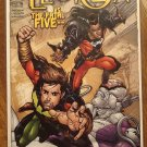 The Legion #16 (2000's) comic book - DC Comics, LSH, Legion of Super-Heroes