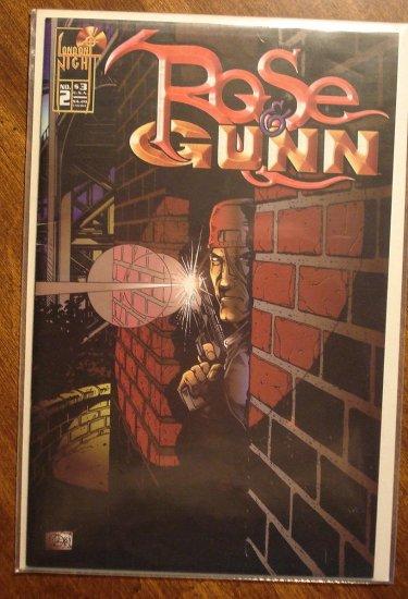 Rose & Gunn #2 comic book - London Night Comics