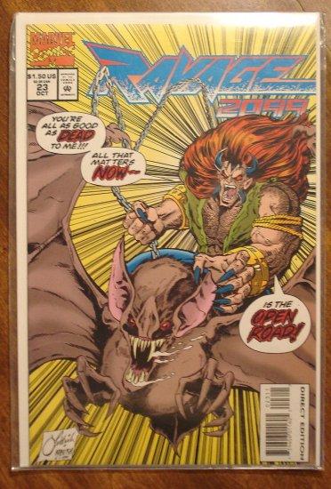 Ravage 2099 #23 comic book - Marvel Comics
