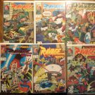 Ravage 2099 lot #'s 2, 3, 4, 5, 6, 7, 8, 9, 10, 11, 12, 13, 14, 17, 18, 19, 20 comic book - all NM/M