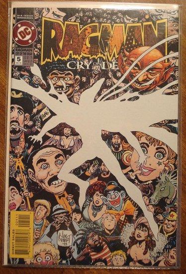 Ragman: Cry of the Dead #4 (1993 mini-series) comic book - DC Comics