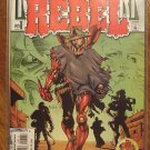 Heroes Reborn: Rebel #1 comic book - Marvel comics