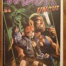 Razor Uncut #24 comic book - London Night comics - adults only!
