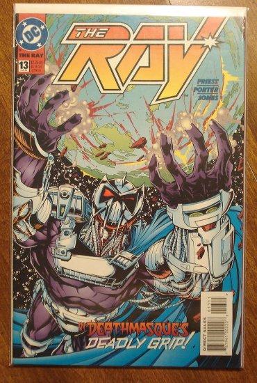 The Ray #13 comic book  - DC Comics