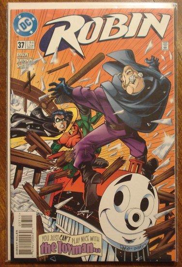 Robin #37 comic book - DC Comics