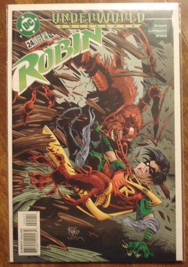 Robin #24 comic book - DC Comics