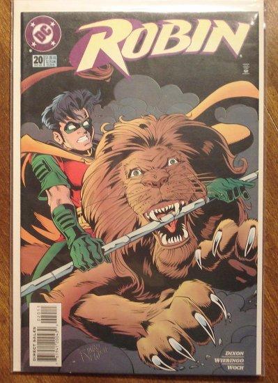 Robin #20 comic book - DC Comics