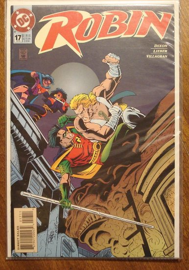 Robin #17 comic book - DC Comics