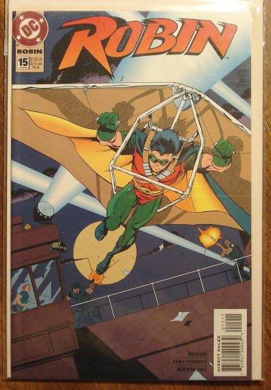 Robin #15 comic book - DC Comics