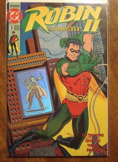 Robin II #3 comic book - DC Comics