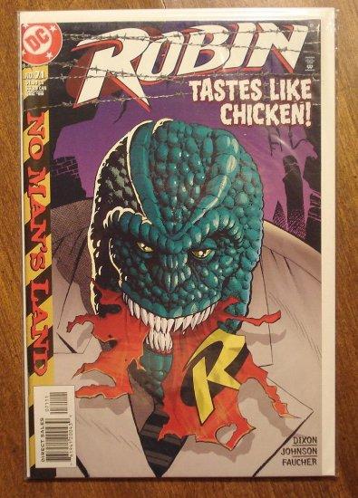 Robin #71 comic book - DC Comics