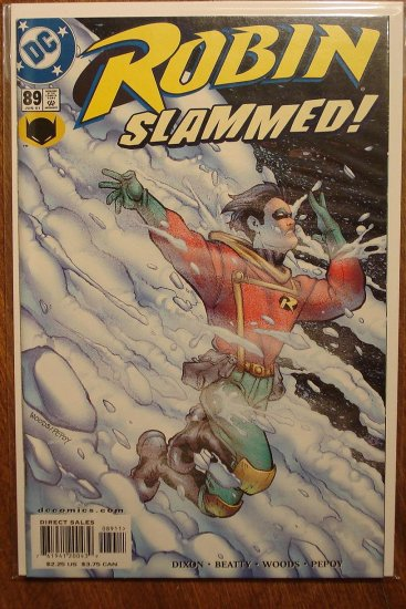 Robin #89 comic book - DC Comics