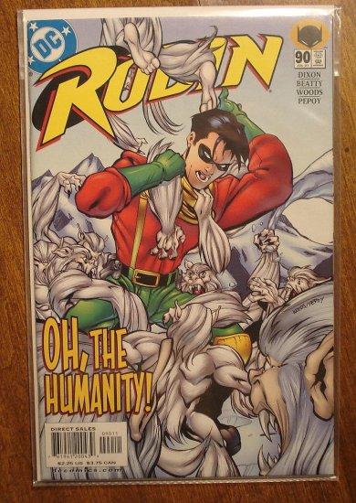 Robin #90 comic book - DC Comics