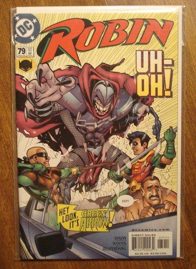 Robin #79 comic book - DC Comics