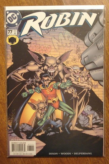Robin #77 comic book - DC Comics