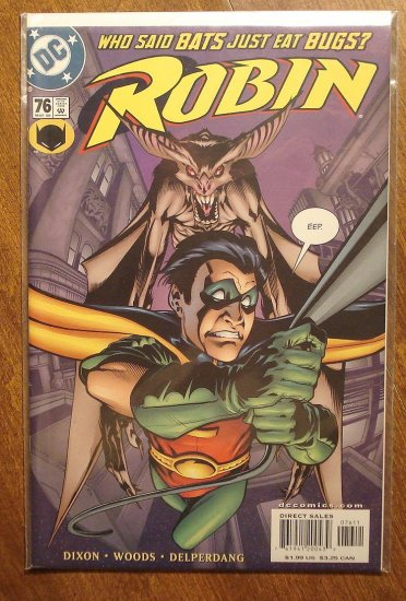 Robin #76 comic book - DC Comics