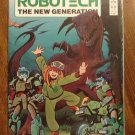 Robotech: The New Generation #9 comic book - Comico Comics