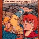 Robotech: The New Generation #5 comic book - Comico Comics