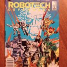 Robotech Defenders #2 comic book - DC Comics