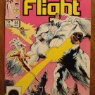 Alpha Flight #44 comic book - Marvel Comics
