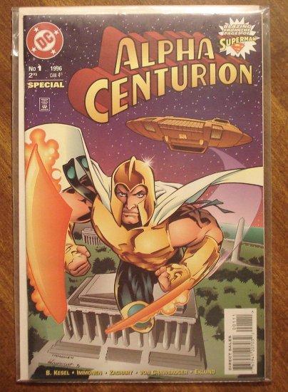 Alpha Centurian #1 comic book - DC Comics