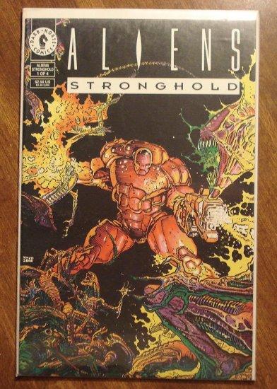 Aliens: Stronghold #1 comic book - Dark Horse Comics