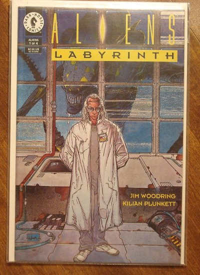 Aliens: Labyrinth #1 comic book - Dark Horse Comics