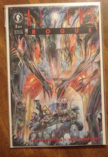 Aliens: Rogue #2 comic book - Dark Horse Comics