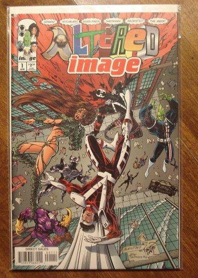 Altered Image #1 comic book - Image Comics