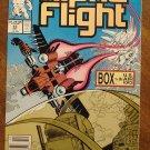 Alpha Flight #63 comic book - Marvel Comics