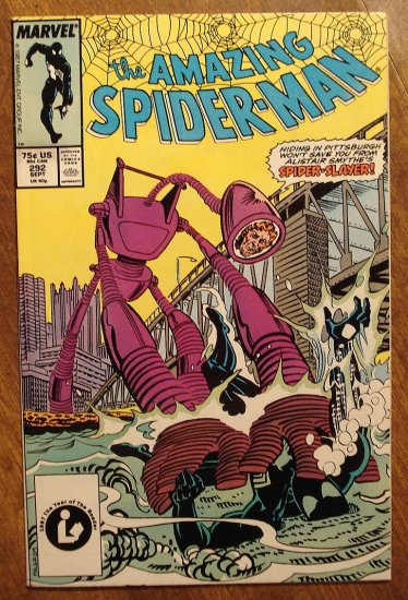 Amazing Spider-Man #292 (Spiderman) comic book - Marvel Comics