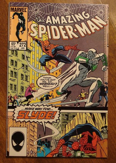 Amazing Spider-Man #272 (Spiderman) comic book - Marvel Comics