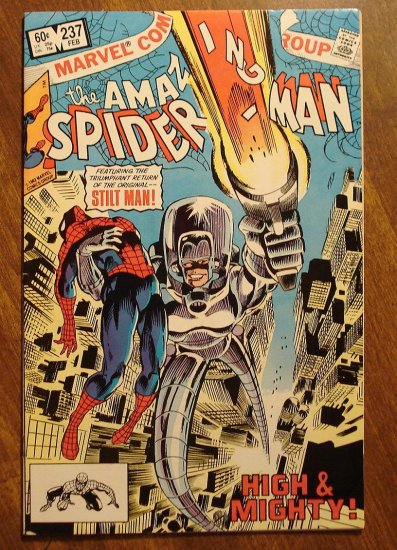 Amazing Spider-Man #237 (Spiderman) comic book - Marvel Comics