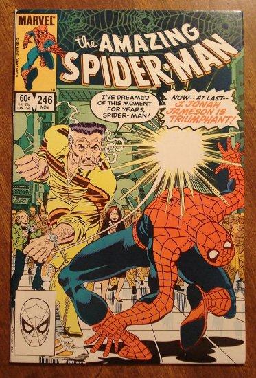Amazing Spider-Man #246 (Spiderman) comic book - Marvel Comics