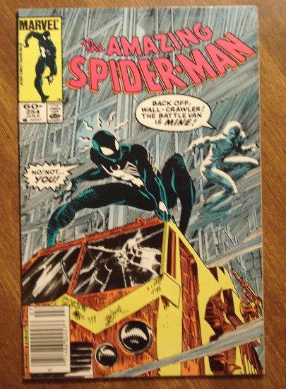 Amazing Spider-Man #254 (Spiderman) comic book - Marvel Comics