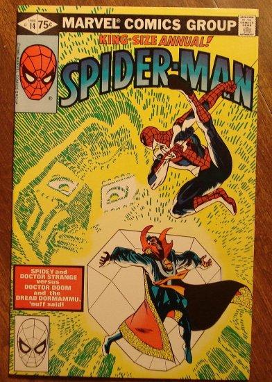 Amazing Spider-Man Annual #14 (Spiderman) VF/NM comic book - Marvel Comics