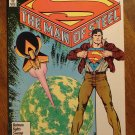 Man of Steel #1 comic book - DC Comics, NM/M, John Byrne, Regular cover, Superman