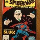 Marvel Comics - Web of Spider-Man Annual #4 comic book, spiderman