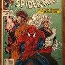 Marvel Comics - Web of Spider-Man #113 comic book, spiderman, Gambit, Black cat