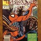 Marvel Comics - Web of Spider-Man #53 comic book, spiderman