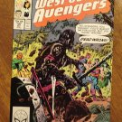 West Coast Avengers #39 comic book - Marvel Comics
