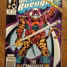 West Coast Avengers #30 comic book - Marvel Comics