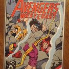 West Coast Avengers Annual #6 comic book - Marvel Comics