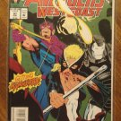 Avengers West Coast #97 comic book - Marvel Comics