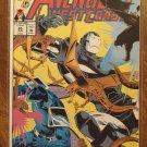Avengers West Coast #95 comic book - Marvel Comics