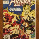 Avengers West Coast #86 comic book - Marvel Comics